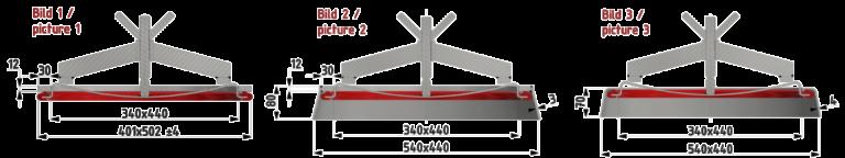 Schnittzeichnung Mannloch-Verschluss 340x440